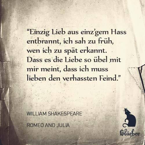 *seufz* Romeo und Julia - unvergesslich! #shakespeare