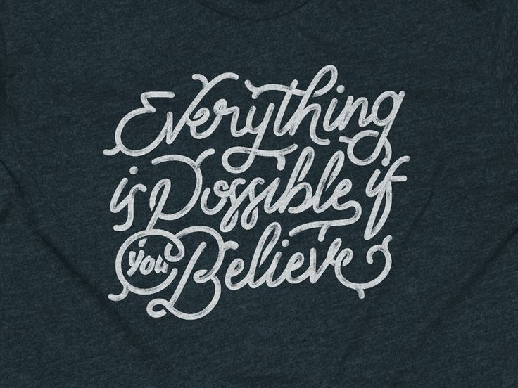 Everything is Posssible if You Believe by Ma'ruf Sungko Wahyu