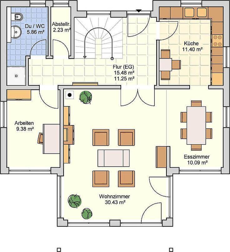 Satteldachhäuser R 102.10 Www.fingerhuthaus.de