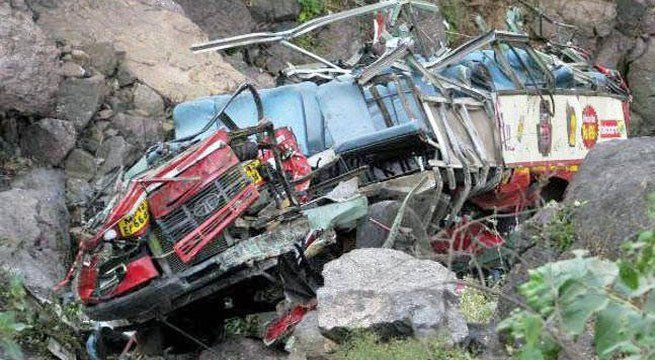 Burma: Nineteen people were killed and 21 injured after their bus toppled into a ravine in eastern Myanmar, police said Saturday. The bus was carrying around 40 passengers from central Bago province when it plunged off a highway near Myawaddy, a town on the Thai border, on...