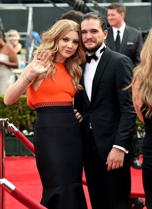 Natalie & Kit at the Emmys!