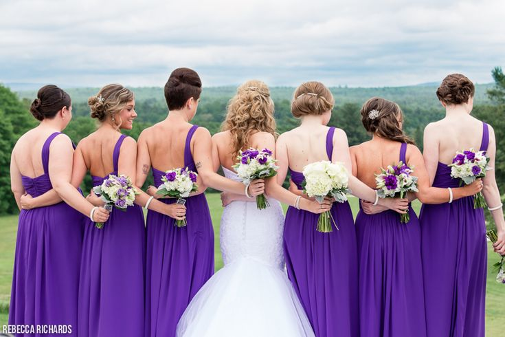 Penobscot Valley Country Club Wedding | Orono Maine