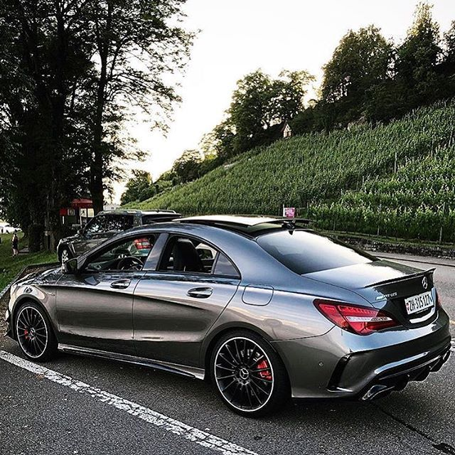 Cla 45 Amg Rate 1 10 Zurich Cla45amg With Images