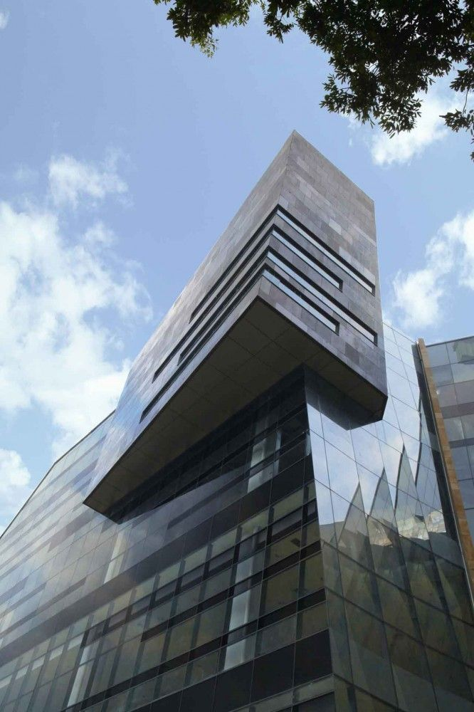 University of Indonesia Central Library / Denton Corker Marshall