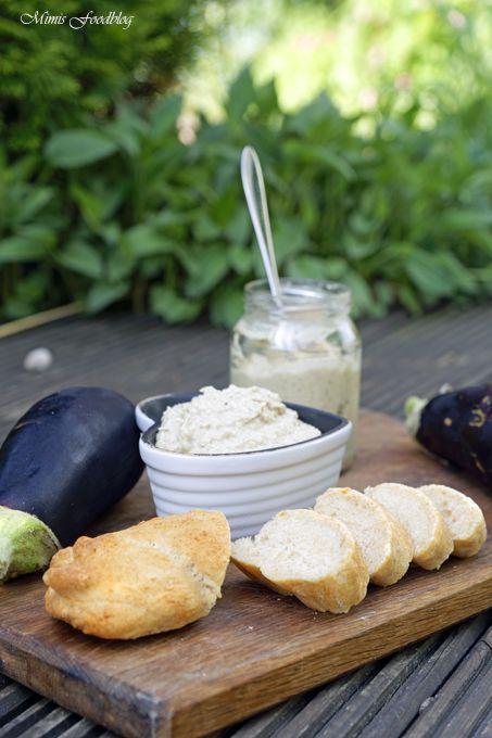Auberginen-Dip nach Sandra Franitza ~ Koch dich glücklich durchs ganze Jahr - Mimis Foodblog