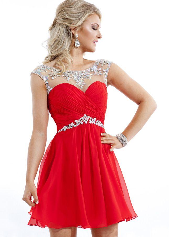 Red dress online 06
