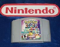Pokemon Puzzle League for Nintendo 64!! Free Shipping!