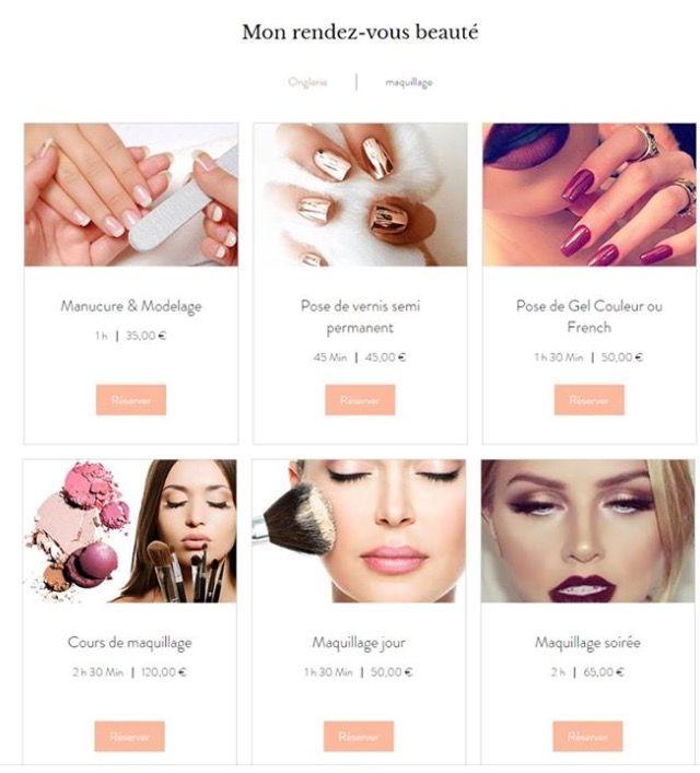 Du nouveau sur le site ! 💋 prestations à domicile d onglerie et maquillage 💅🏻 pose de vernis semi permanent OPI , gel . Maquillage de jour ou de soirée , cours de maquillage  Plus d infos sur le site 👉🏼 www.fashion-emplettes.com