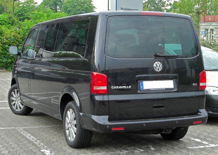 VW T5 Caravelle photo 10