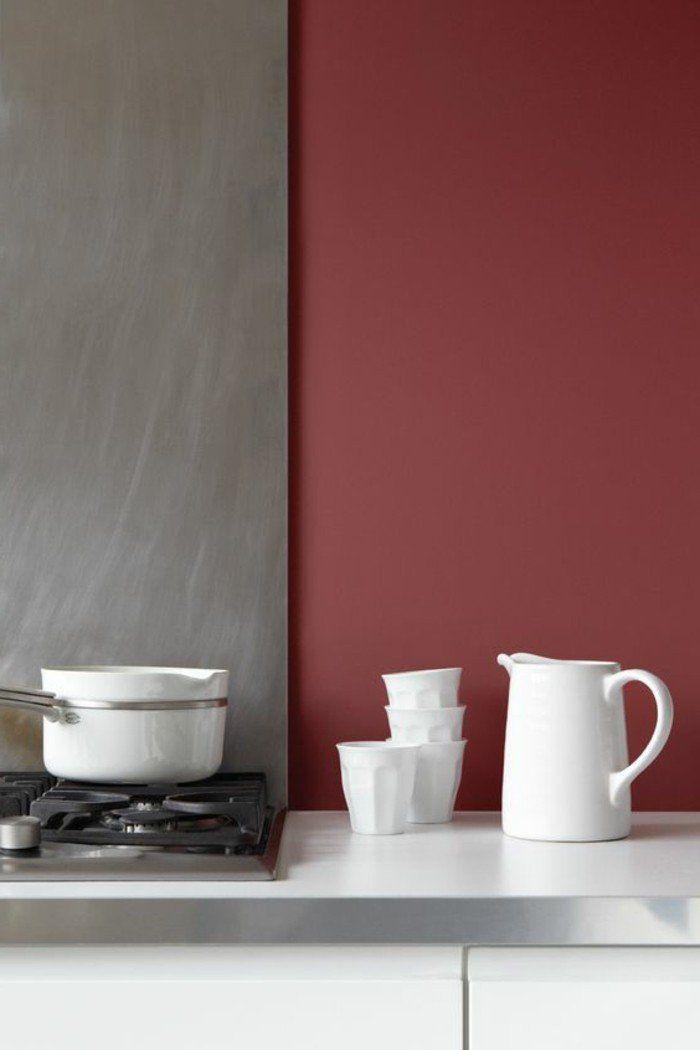 1001 Ideas De Colores Que Combinan Con Gris Para Decorar Tu Casa Habitación En Rojo Y Gris Combinaciones Con Gris Colores De Pintura Para Casa