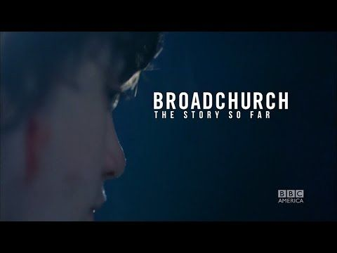 Two weeks for the premiere of Broadchurch on @BBCAmerica