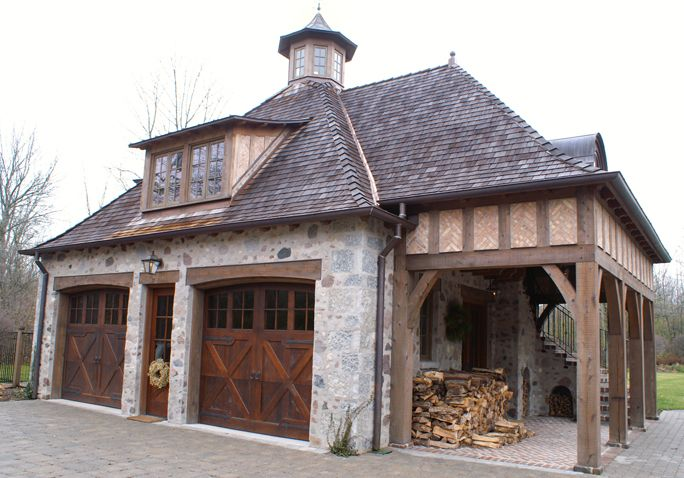 Wade weissmann architecture portfolio river hills for Carriage house garages
