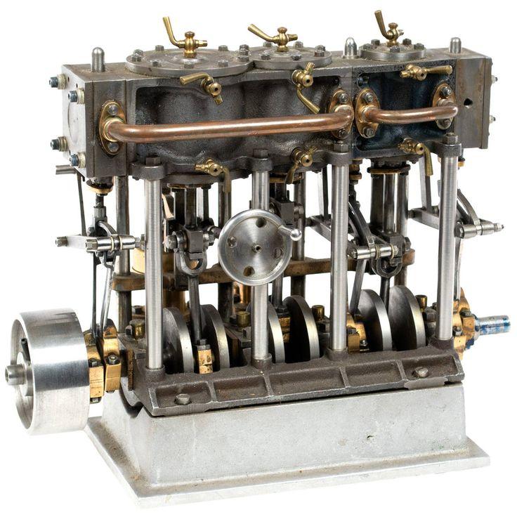 Steam Engine Design – Jerusalem House