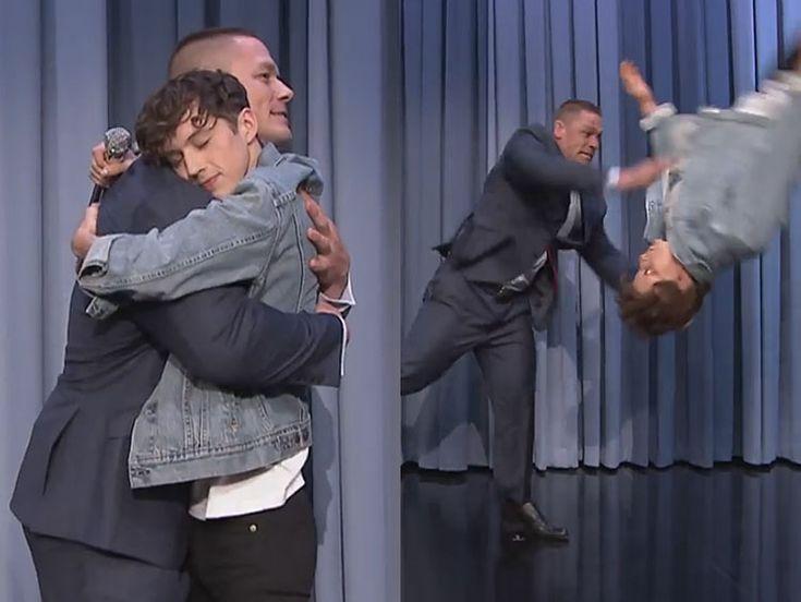 Troye Sivan's 'Youth' Exposes John Cena's Inner Child onThe Tonight Show
