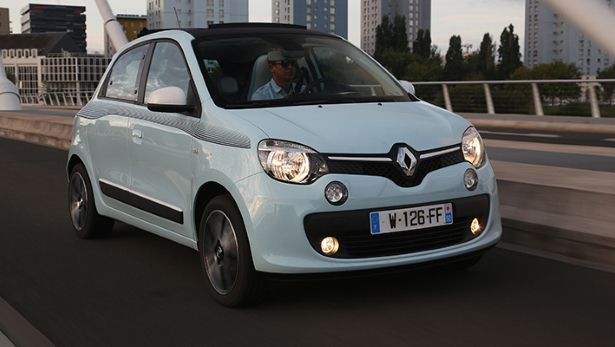 First drive: new Renault Twingo - BBC Top Gear