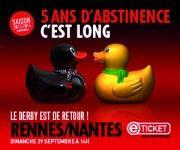 Le Stade Rennais ressort son sextoy «Canard Vibrant» à l'occasion du derby contre le FC Nantes