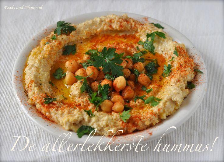 Hummus: de echte, de beste!