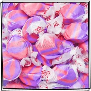 "Sweet and delicious ""Tropical Punch Salt Water Taffy - 5 Lb Bag"" from @TemptationCandy! Give in to Temptation!"