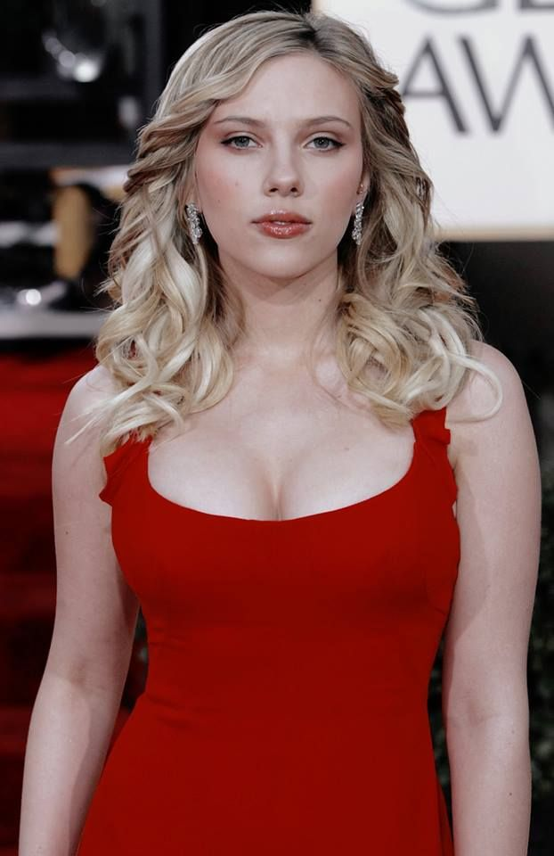 Breast hot scarlett johansson — img 3