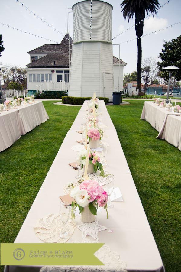 Vintage Barn Wedding In Huntington Beach The Perfect Spring Venue