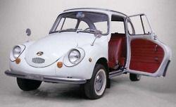 Subaru 360 'Ladybird'
