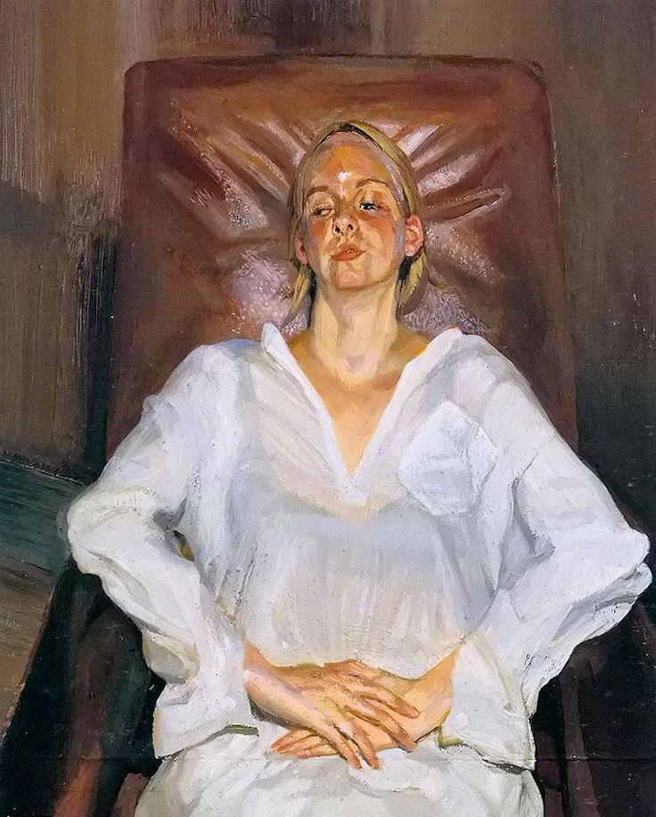 LUCIAN FREUD http://www.widewalls.ch/artist/lucian-freud/  #expressionism #surrealism