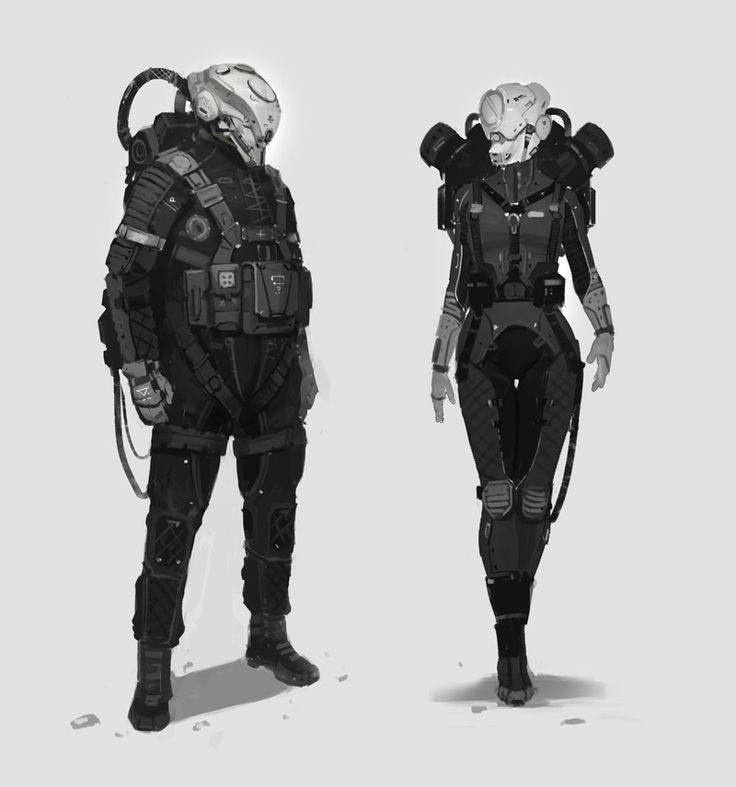 "artissimo: "" sci fi sketches by vladimir buchyk Sparrow Volume 8: Glenn Barr """