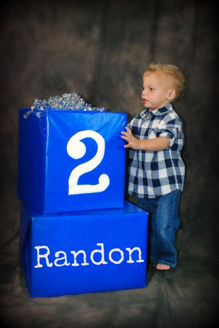 2nd birthday - boy