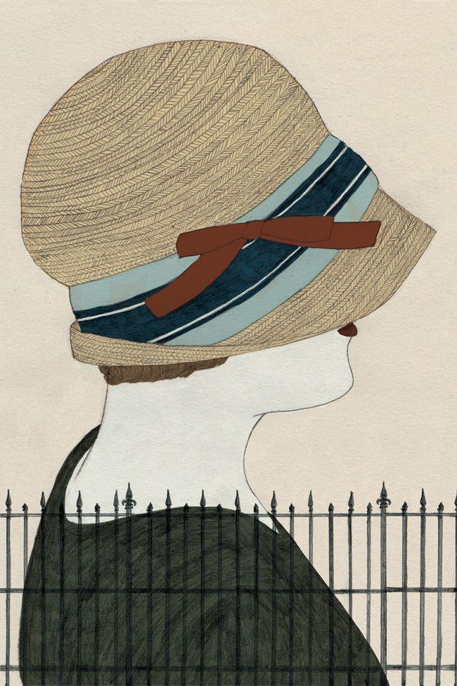 Mrs. Dalloway (Virginia Wolf) by Lizzy Stewart