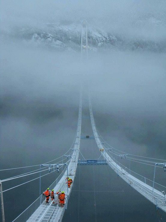 ✯ Hardanger Bridge .. Norway✯