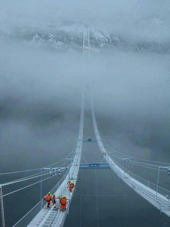 ✯ Hardanger Bridge .. Norway✯