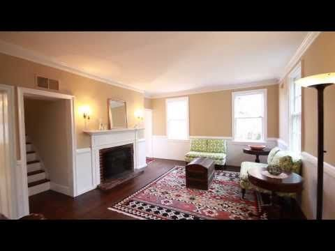 Historic Properties for Sale - Historic Dickeyville House c.1834 Baltimore, MD 269,000