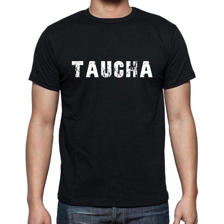 taucha, Men's Short Sleeve Rounded Neck T-shirt