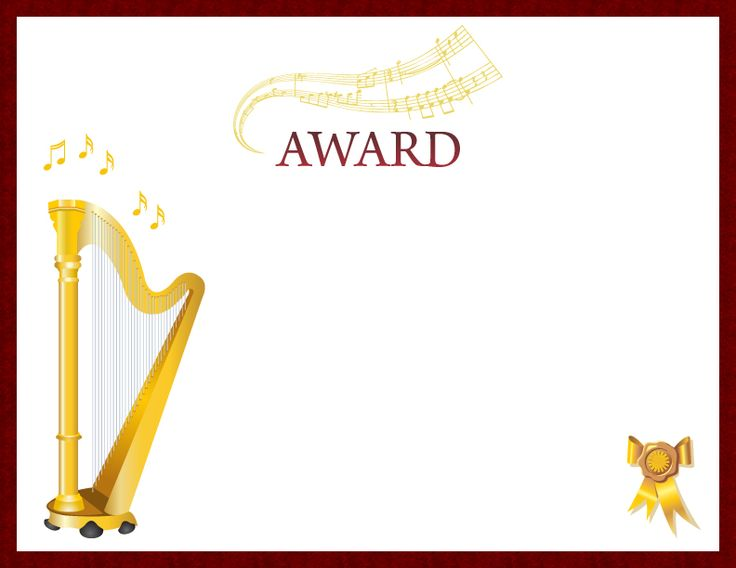 musical certificate templates create certificates of completion