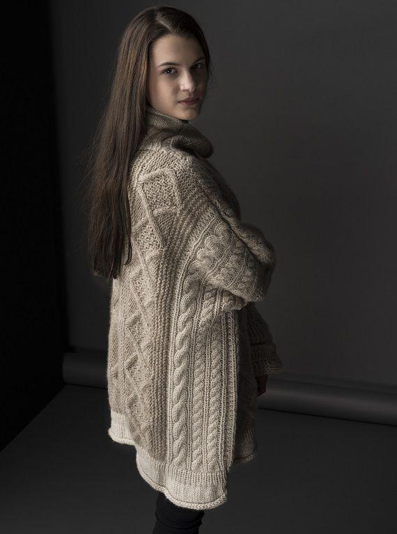 HANIA by Anya Cole Yon Sweater Fall/Winter 2015