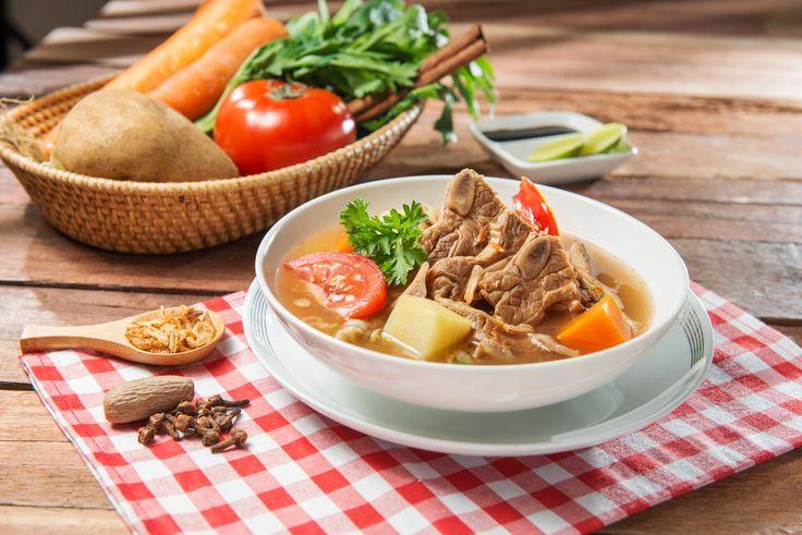 Resep Sayur Sop Daging Sapi Kuah Bening Spesial