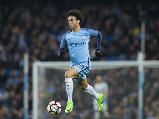 """Leroy Sane """"disappointed"""" with point away to Arsenal #Manchester_City #Football #295165"""