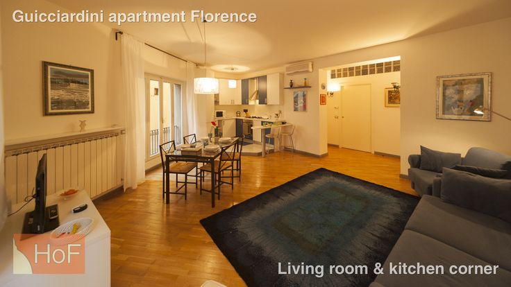 Gucciardini Apartment Florence