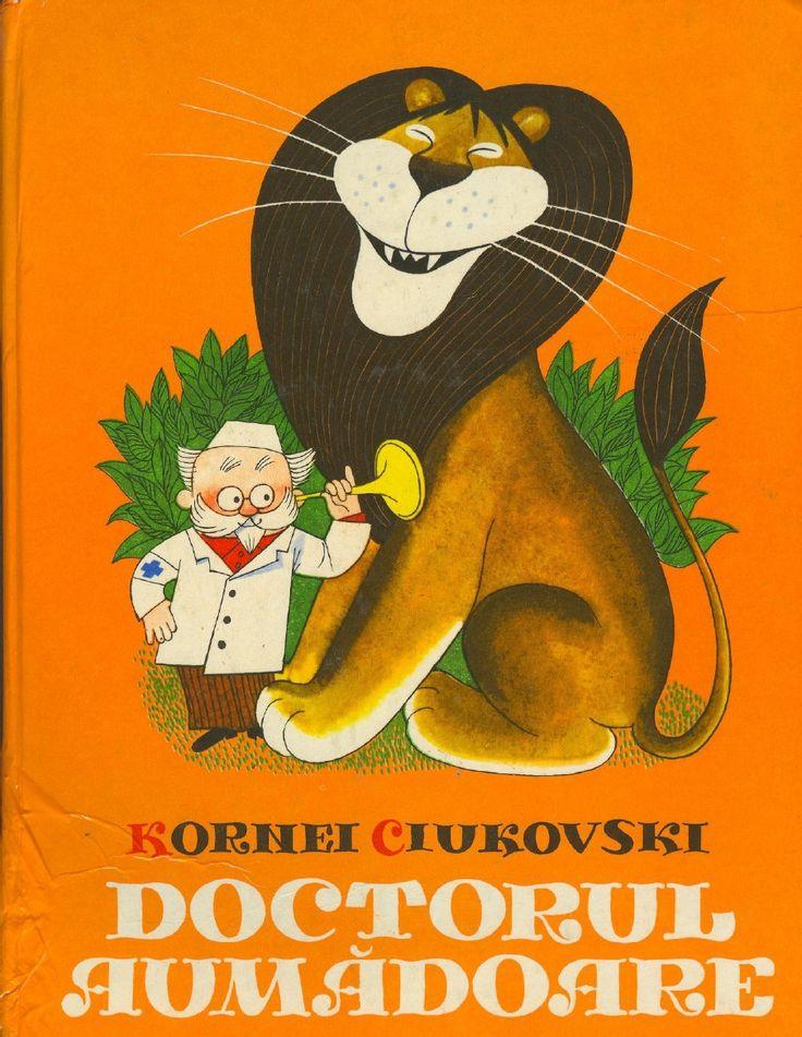 Doctorul Aumadoare - Kornei Ciubovski; varsta 4+; Chiar daca aceasta carte, putem spune acum, ca a fost plagiata dupa Aventurile doctorului Doolittle a lui Hugh Lofting, in copilaria noastra a  fost una dintre cartile exceptie de la valul de literatura proretcultista venit dinspre est si cel autohton. Toate animalele il iubesc pe doctroul Aumadoare si pentru ca el vorbeste limba lor.