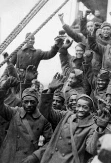 The Harlem Hellfighters fought the Germans at the battles of Belleau Wood and Chateau-Thiery. They distinguished themselves in combat, serving more than 6 ...