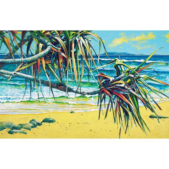 """Beach Splendour"" limited edition by Susan Schmidt"