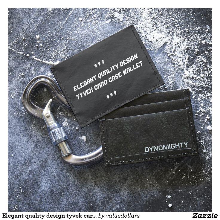 87 best Tyvek card case wallet images on Pinterest   Card case ...