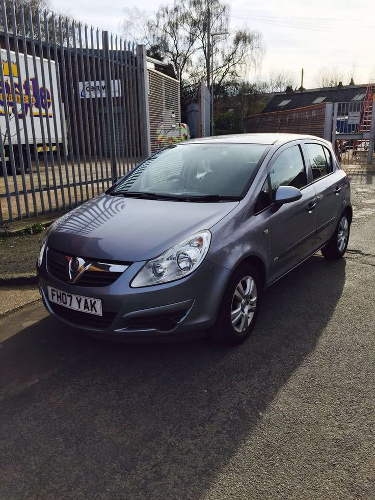 Vauxhall Corsa 1.2 Great Car in Cars, Motorcycles & Vehicles, Cars, Vauxhall & Opel | eBay