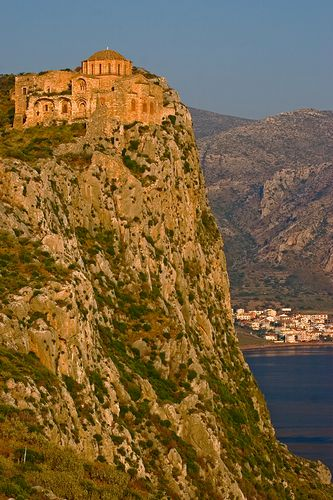 ~ Agia Sofia Church, Monemvasia, Greece ~