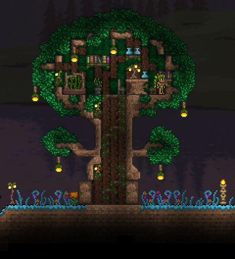 Dryad Treehouse