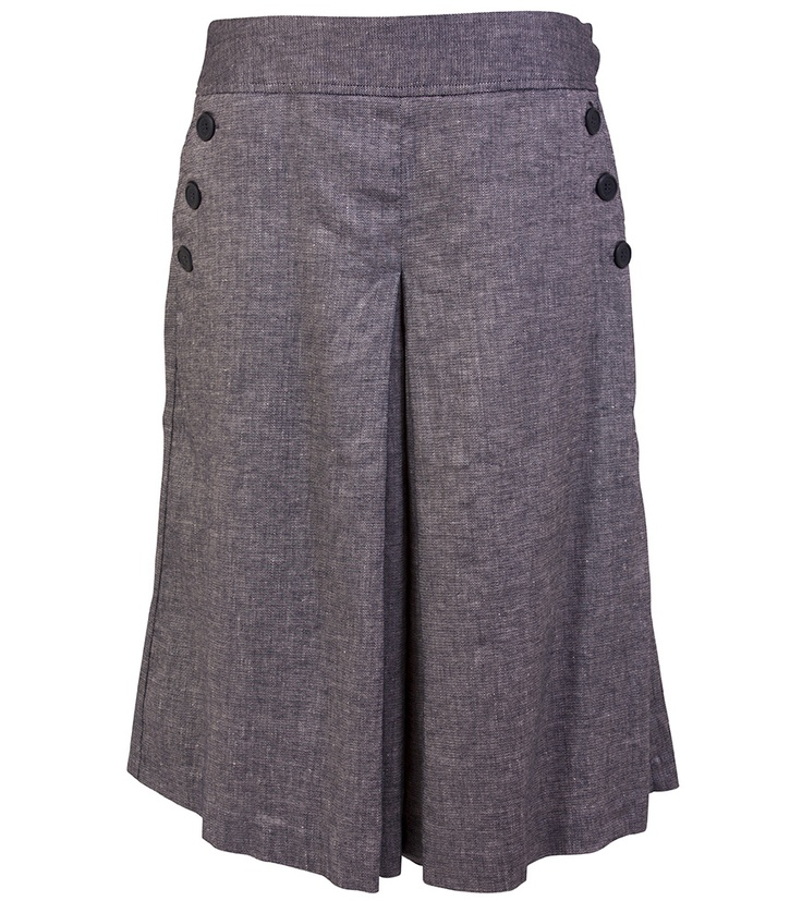 Pleat Cullotes - From our Singing the Blues story - Pants & Shorts