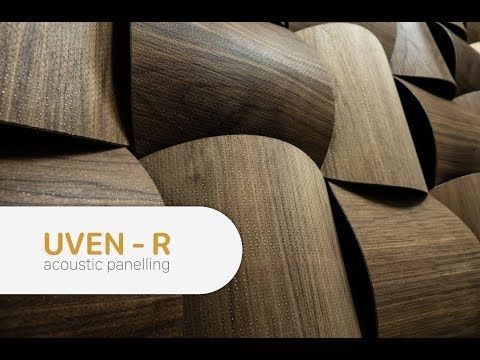 UVEN - R   Acoustic Panel installation Demo - YouTube See UVEN-R at WMS 2017! Booth 1185, Bldg. A., Hall 1, at Monarch Custom Plywood Inc. T. 905.669.6800. See the #TheBest of the Wood Industry. #Woodworking #Machinery #Technology #Suppliers Nov 2-4 2017 #Toronto