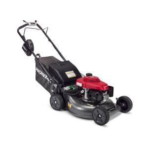 Honda 21 in. Steel Deck Electric Start Gas Self Propelled Mower with Clip Director-HRR216VLA - The Home Depot