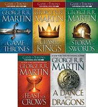 George RR Martin - A Song of Ice & Fire Series (IE