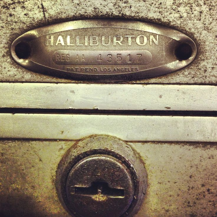 10 Best ZERO Halliburton Images On Pinterest